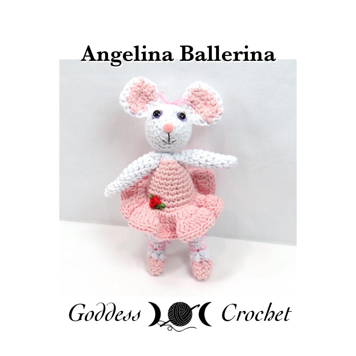 Angelina Ballerina for My Daughter – Crochet World Magazine ...