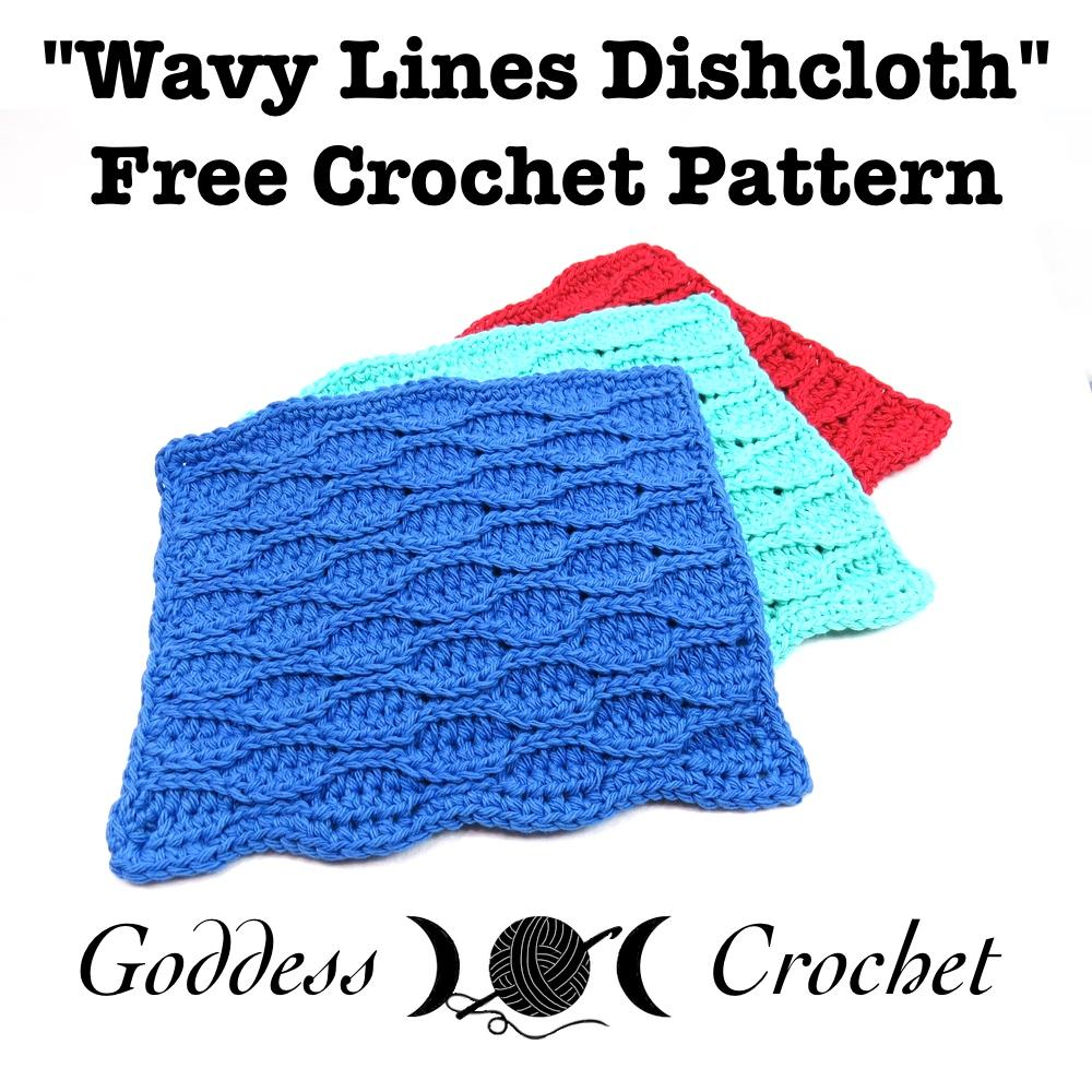 Crochet Patterns – Goddess Crochet