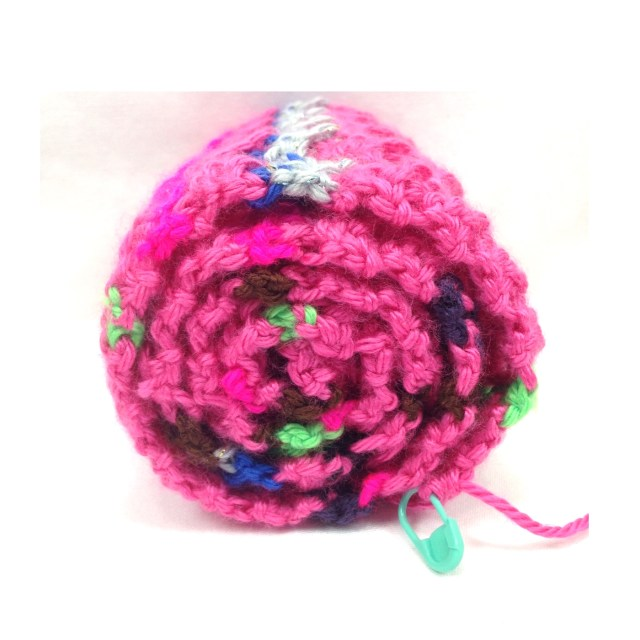 Crochet Mood Scarf - March, Goddess Crochet
