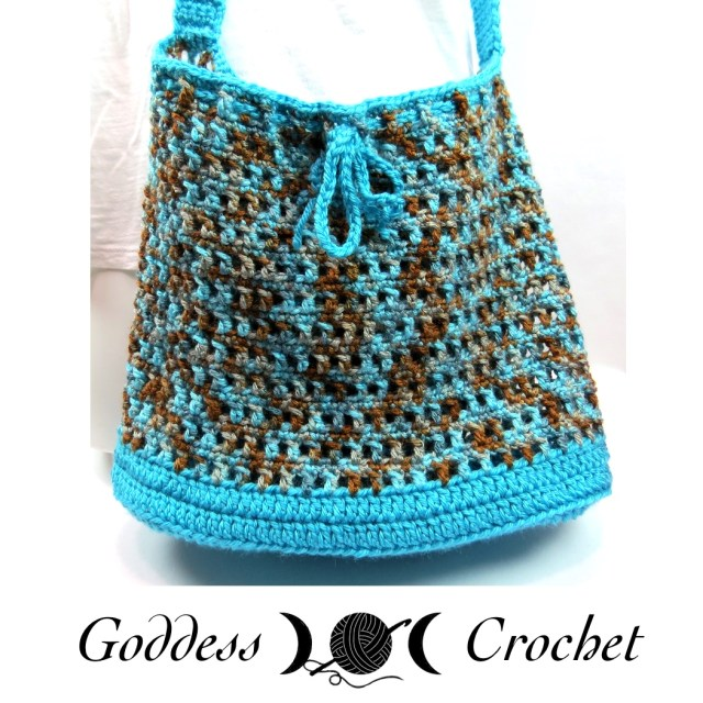 Give me variety bag, free crochet pattern