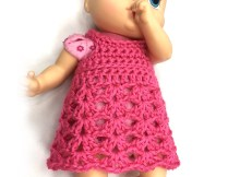 18 Inch Doll Clothes - Simple Spring Vest for Dolly • Oombawka ... | 162x220