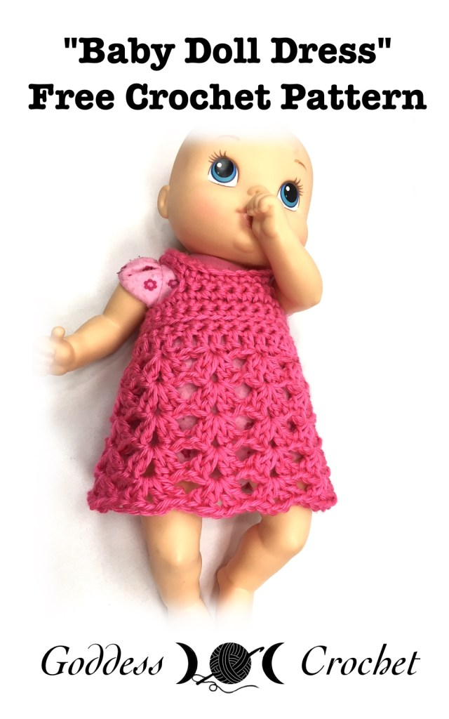 Doll Clothes - Free Crochet Pattern · The Magic Loop | 1024x640