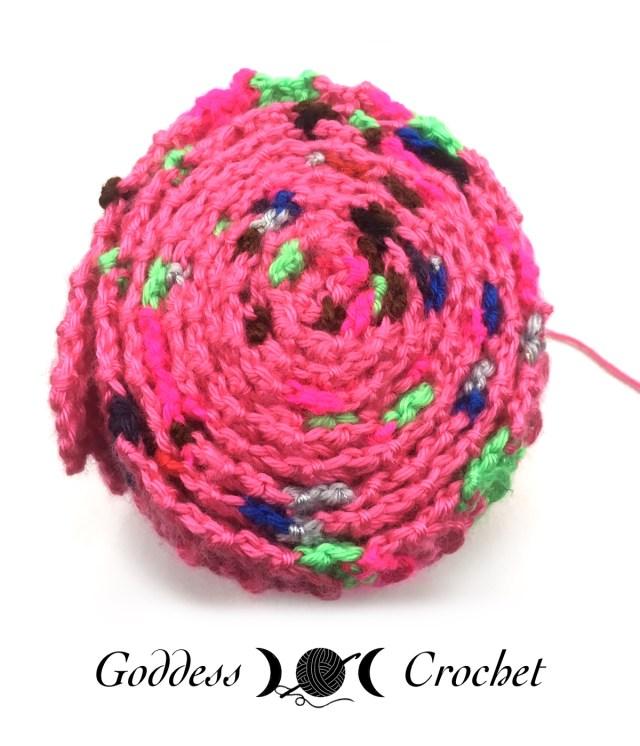 Crochet Mood Scarf