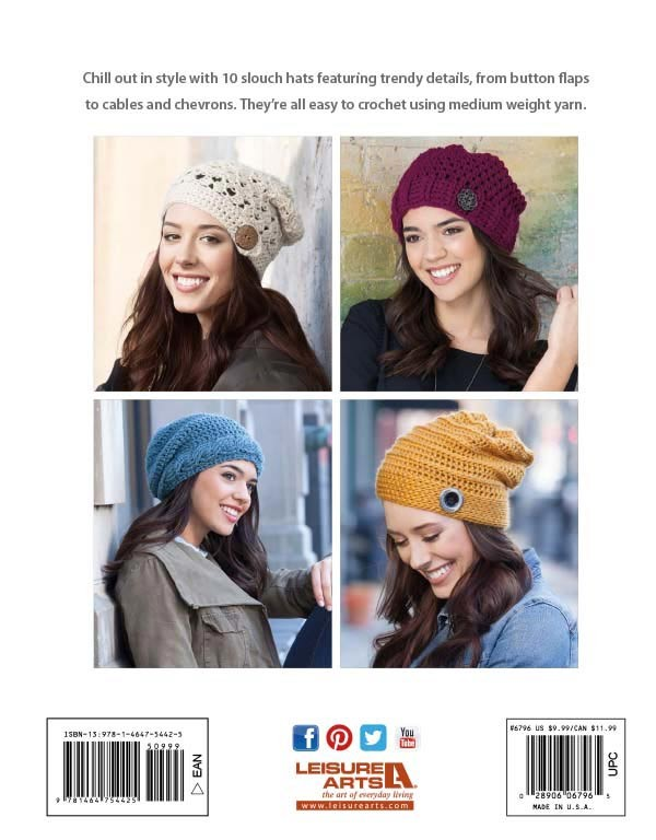 Urban Slouch Hats - Back Cover