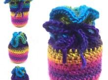 Crochet Bag Patterns Goddess Crochet