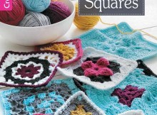 99 Granny Squares Book Review