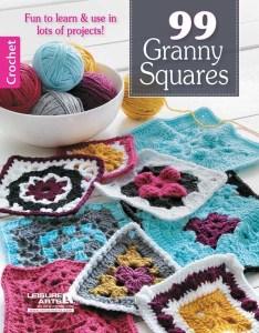 99 Granny Squares Book Review