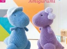 Baby's Buddy Amigurumi - Crochet Pattern Book