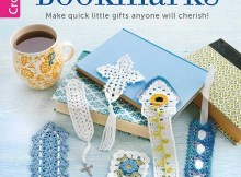 Beautiful Bookmarks - Crochet Pattern Book