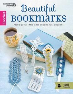 Beautiful Bookmarks - Crochet Pattern Book