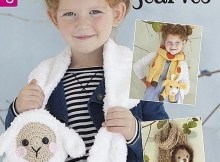Amigurumi Animal Scarves - Book Review