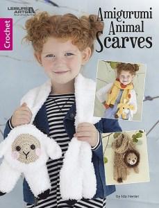 Amigurumi Animal Scarves - Book Review