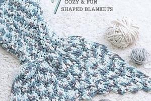 Kids' Snuggies - Crochet Pattern Book