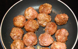 Sweet & Sour Pork Balls 2