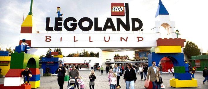 LEGOland Billund indgang - top billede