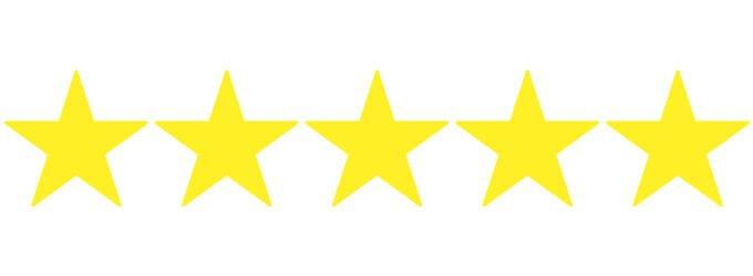 Billedresultat for stjerner til anmeldelse
