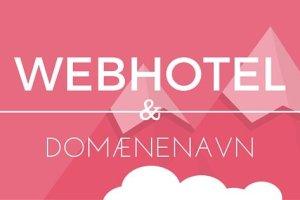 Billigt webhotel og domænenavn