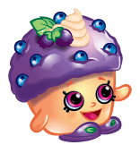Shopkins Mini Muffin