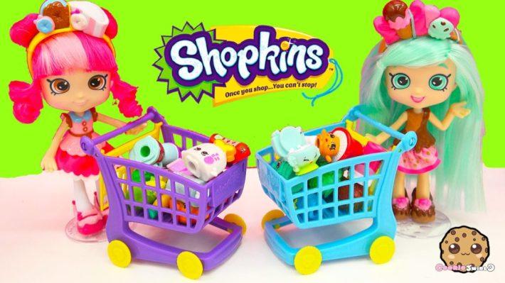 tilbud shopkins figurer og saet