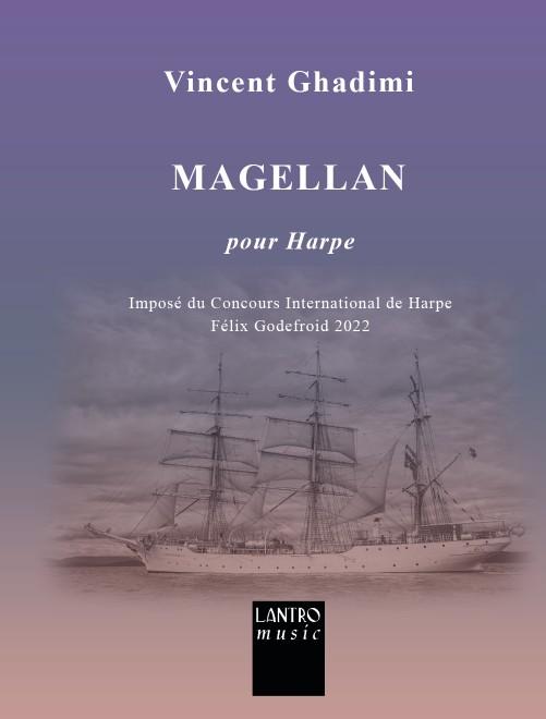 photo page couverture pour Magellan de Vincent Ghadimi