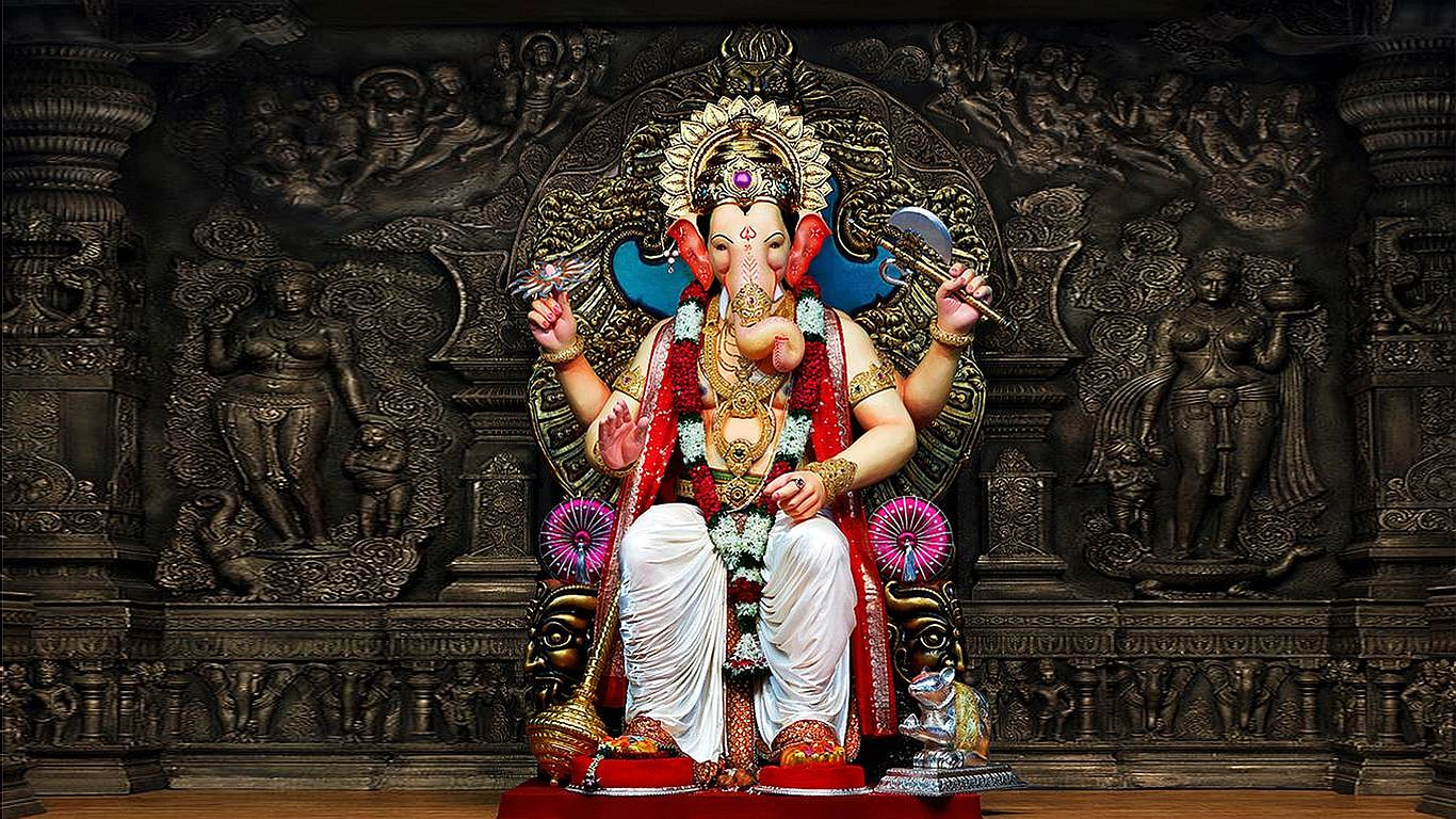 3d Hd Ganesh Wallpaper Lord Ganesha God Hd Wallpapers