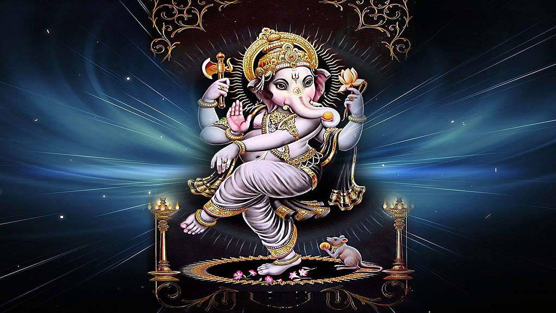 God Ganesh Hd Wallpapers 1080p Ganesha Wallpaper Free Hd Download