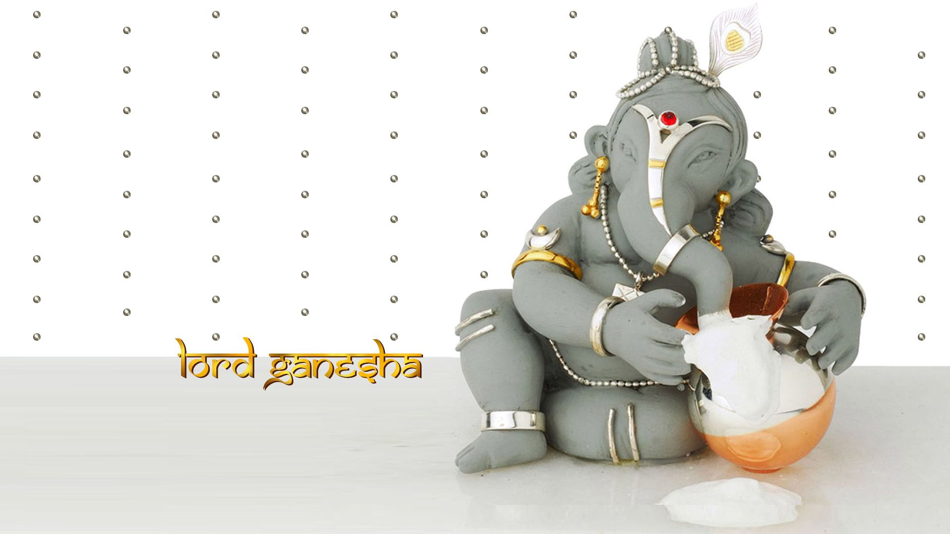 Cute Ganesha Hd Wallpaper Lord Ganesha God Hd Wallpapers
