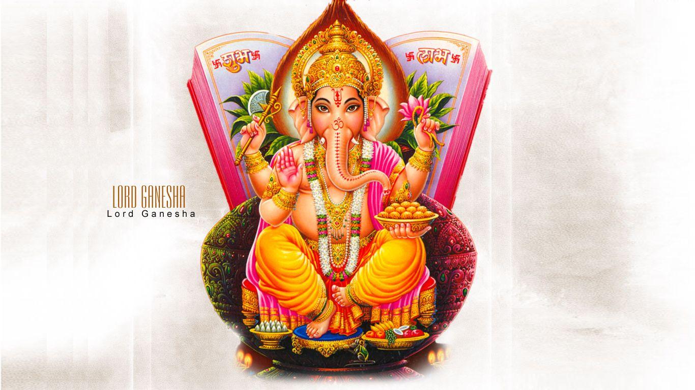 Vinayaka Wallpapers Hindu Gods And Goddesses
