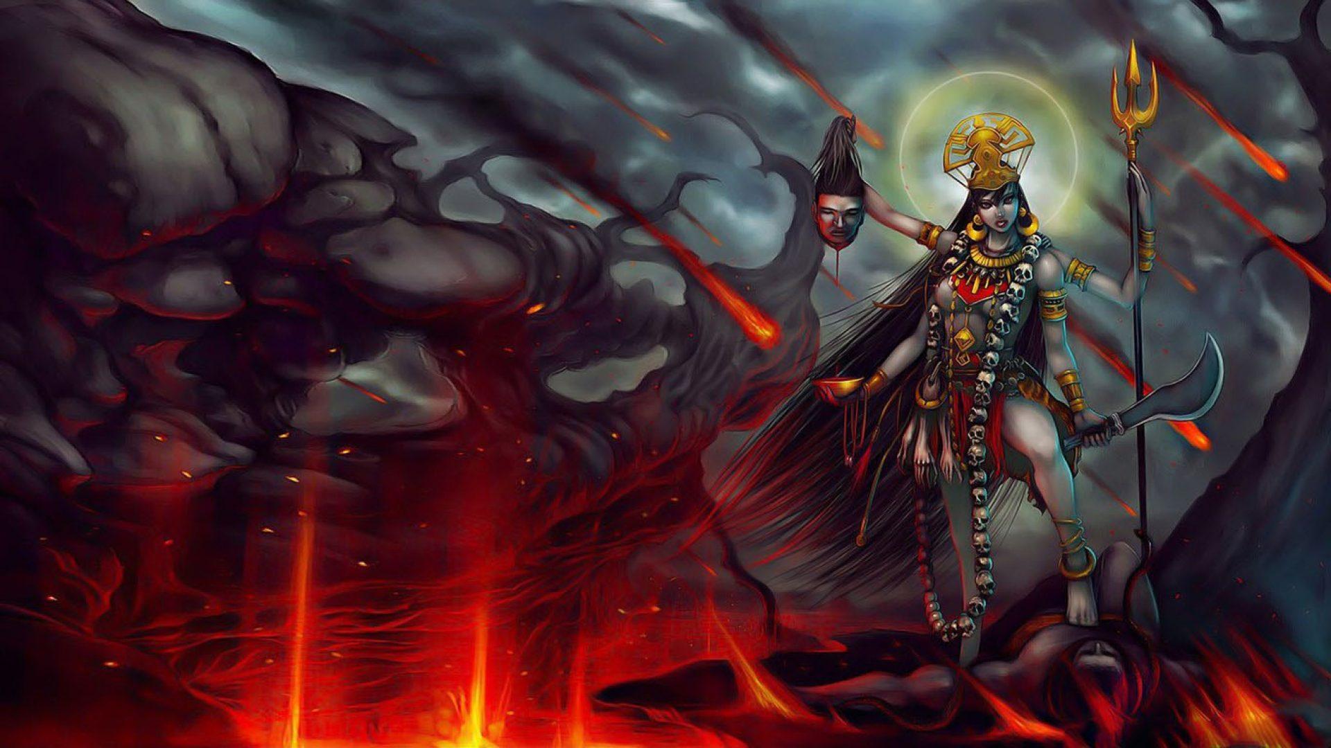 Maa Tara Wallpaper Hd Kali Mata 3d Hd Images Hindu Gods And Goddesses