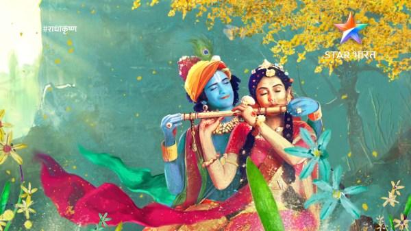 Radha Krishna Hd Pic Serial