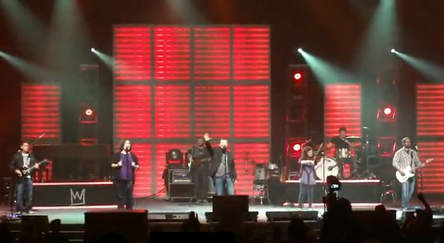 Casting Crowns Contemporary Christian Concert