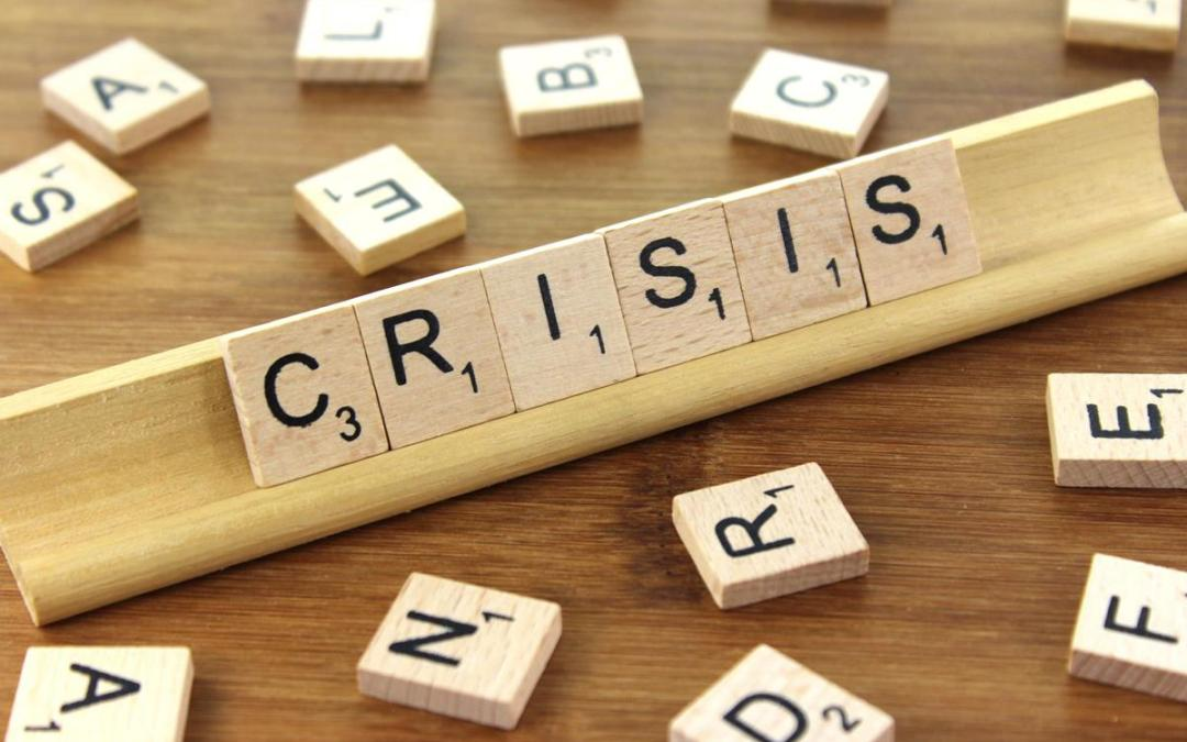 Life's Constant Crisis and How we Deal with it as Christians