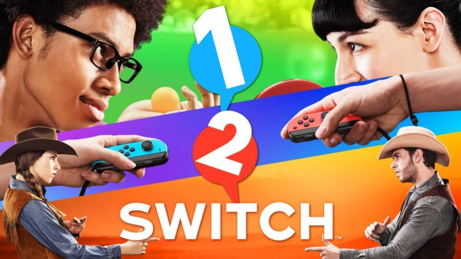 Image result for 1-2 Switch