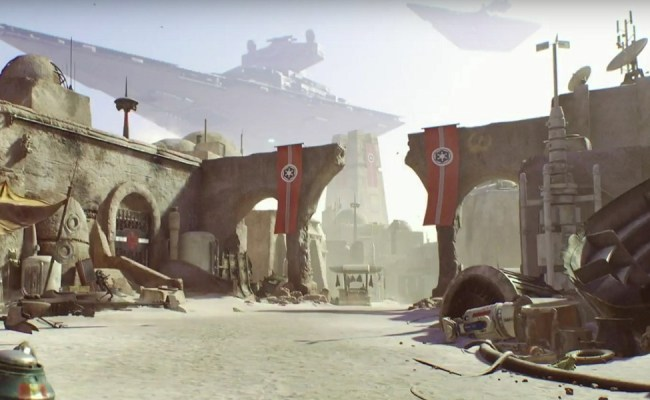 Ea Vancouver S Open World Star Wars Game Reportedly