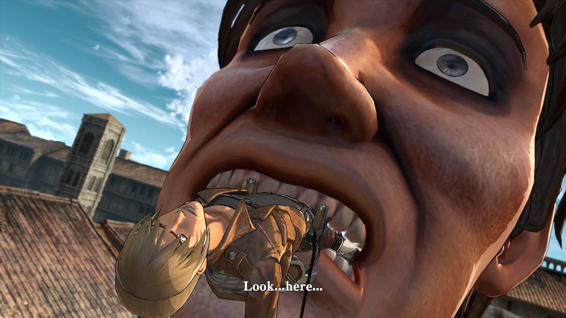 Attack On Titan Before The Fall Wallpaper Attack On Titan Wings Of Freedom Review Godisageek Com