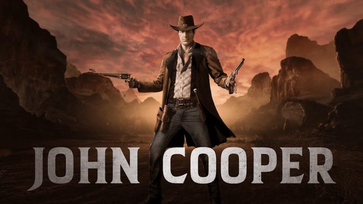 Desperados III   Character Guide: John Cooper - GodisaGeek.com