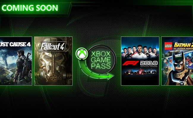 Just Cause 4 And Lego Batman 2 Coming To Xbox Game Pass