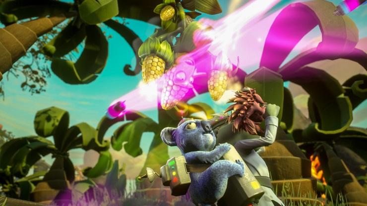 Plants Vs Zombies Garden Warfare 2 Review Godisageek Com