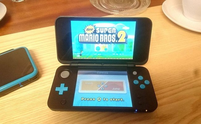 The New 2ds Xl Has Some Nice Features And Some Fun New