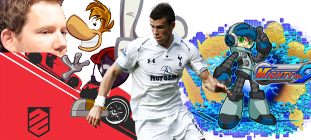 Newsround 090214 Bale On FIFA 14 DriveClub Mighty