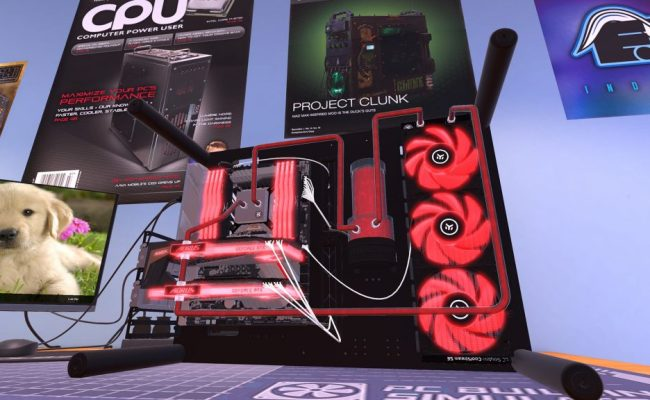 Pc Building Simulator Out Today On Consoles Godisageek