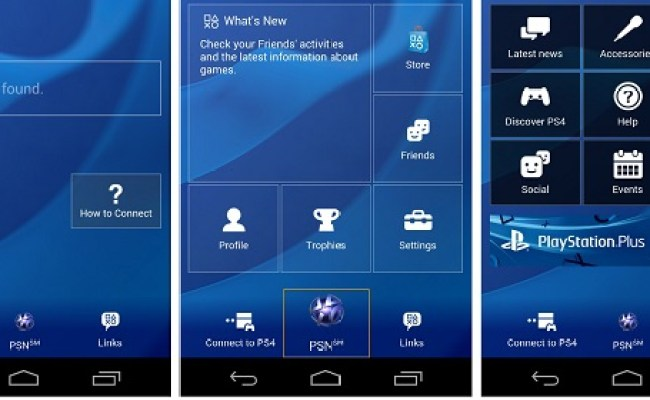 Playstation 4 App Launches In Europe Godisageek