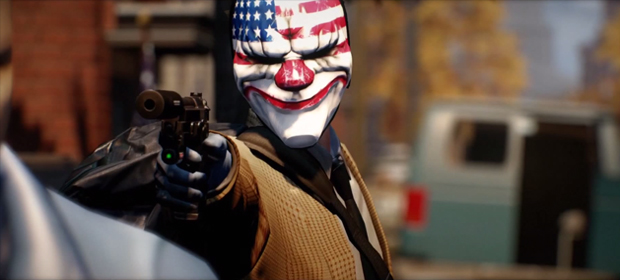 You Can Now Become Infamous In The New Payday 2 DLC