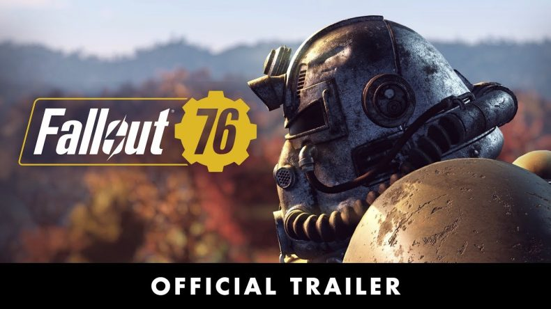 Fallout 76 Releases On November 14 For PlayStation 4 Xbox