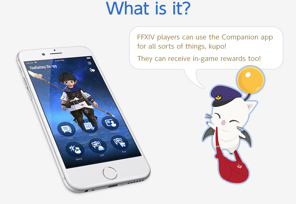 Final Fantasy XIV companion app releases in late July for iOS and Android - GodisaGeek.com