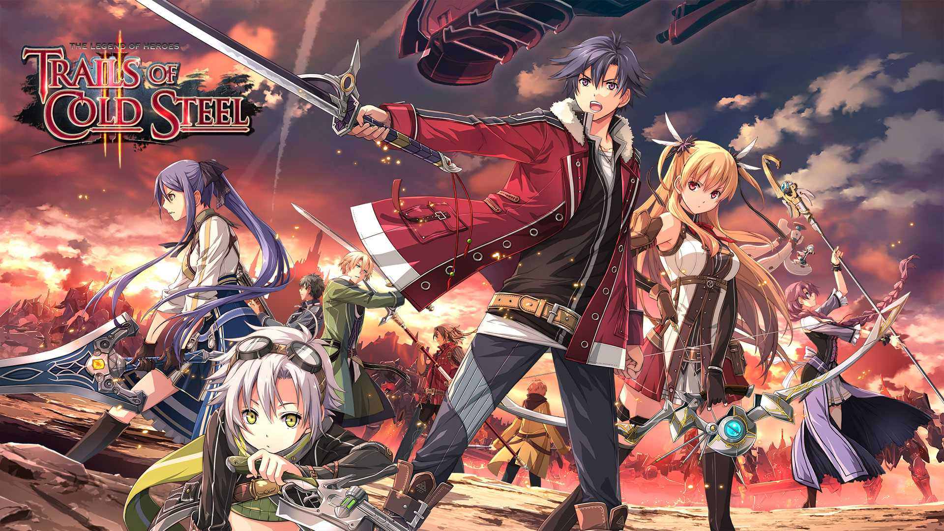 The Legend Of Heroes Trails Of Cold Steel II Review