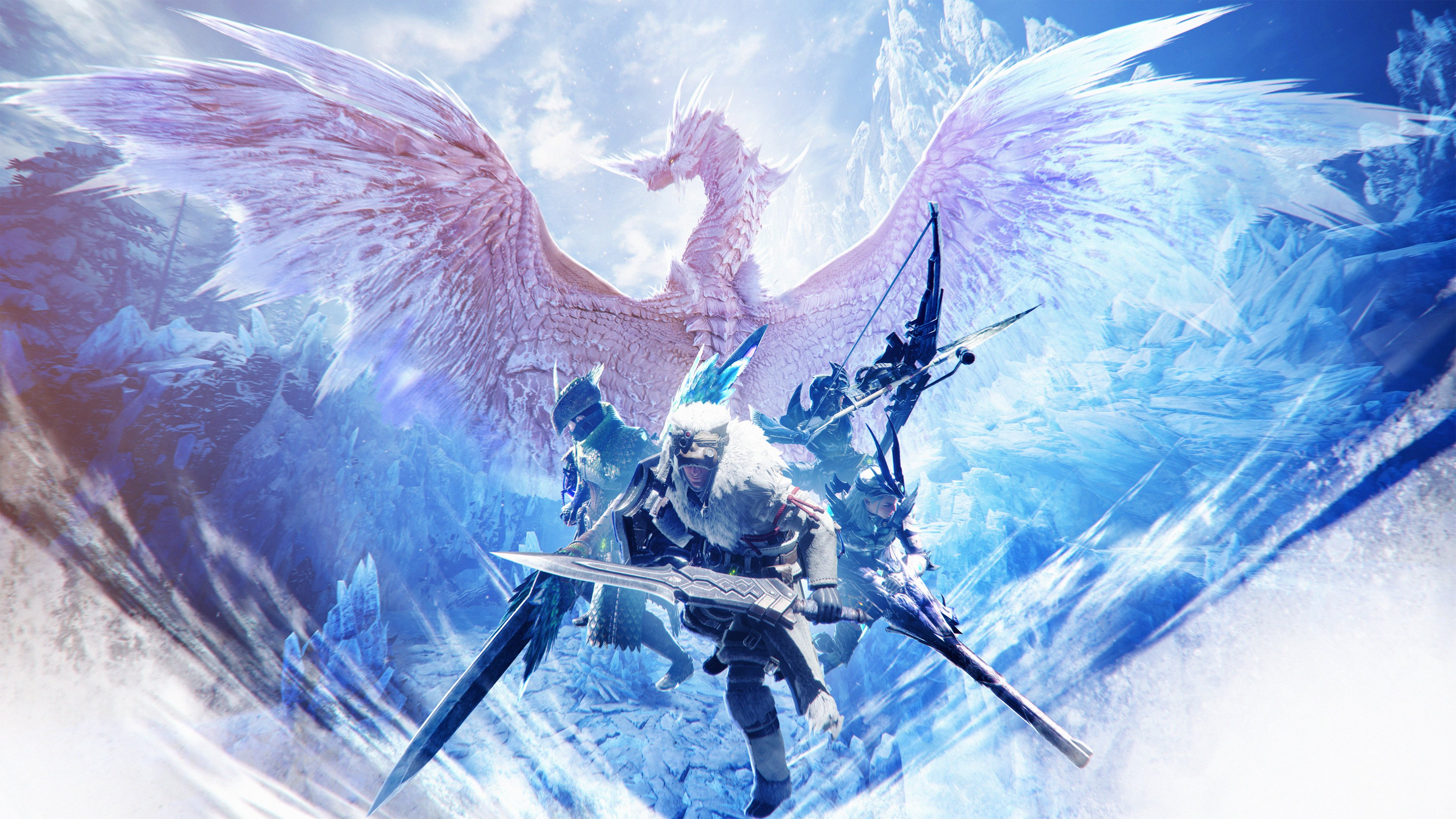 Monster Hunter World: Iceborne is now available on PS4 and Xbox One - GodisaGeek.com