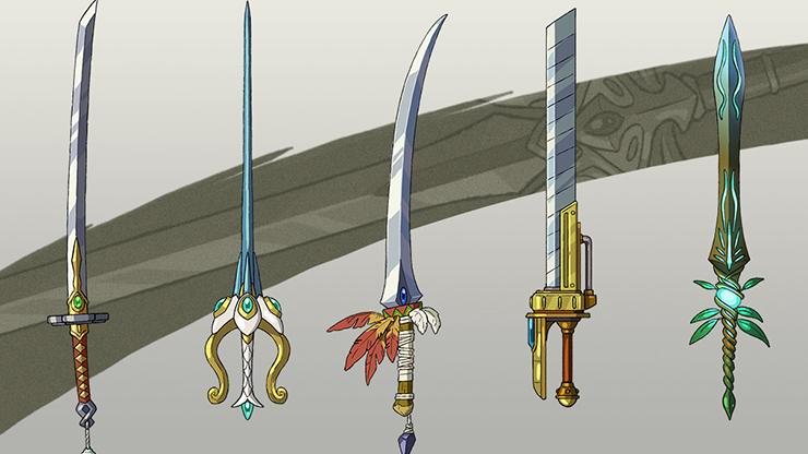 ni no kuni sword