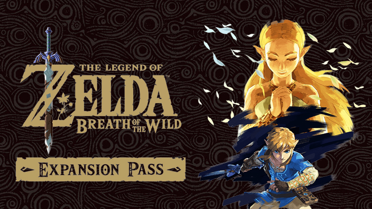 Image result for zelda botw dlc