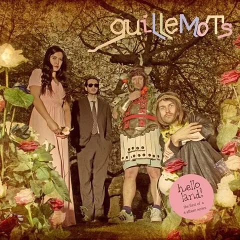 gUiLLeMoTs release new album 'Hello Land!'